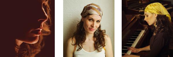 The Elizabeth Shepherd Trio - Live @ Your Library