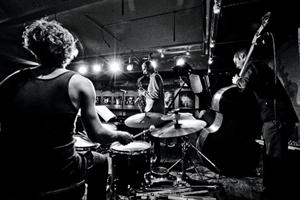 Peter Van Huffel Quartet