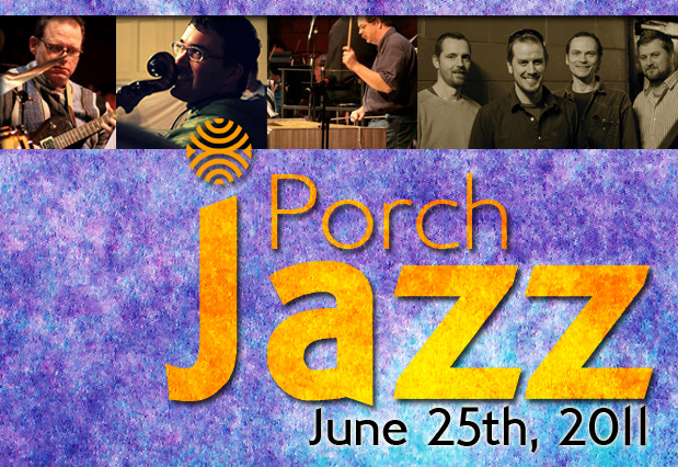 Porch Jazz 2011