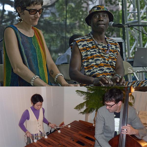 Ewa Heiwa: Cameroon, Japan, Kingston