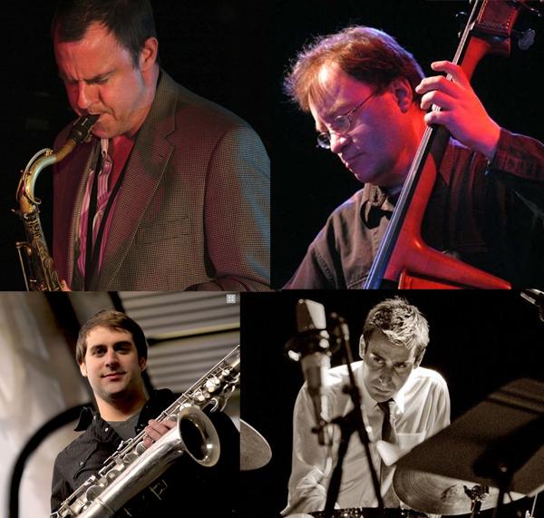 Phil Dwyer, John Geggie, Jim and Chet Doxas