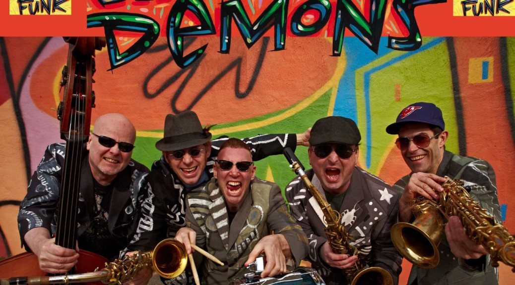 The Shuffle Demons Live @ The Toucan March 12