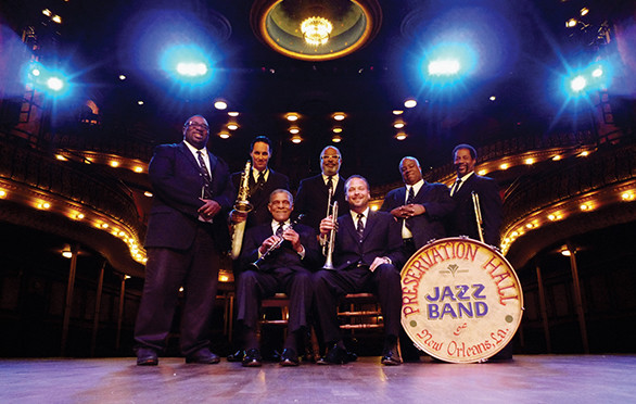 March 14: Preservation Hall Jazz Band at The Grand