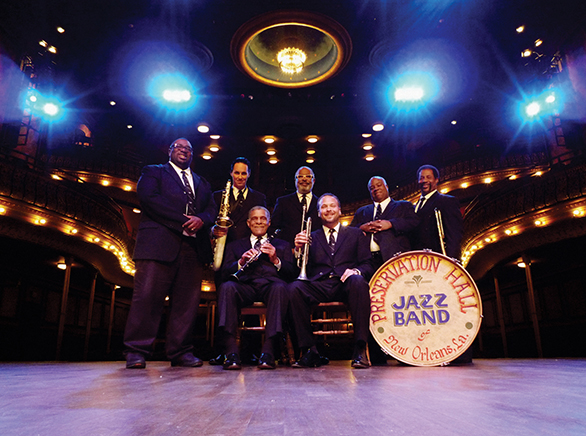 Preservation Hall Jazz Band March 14