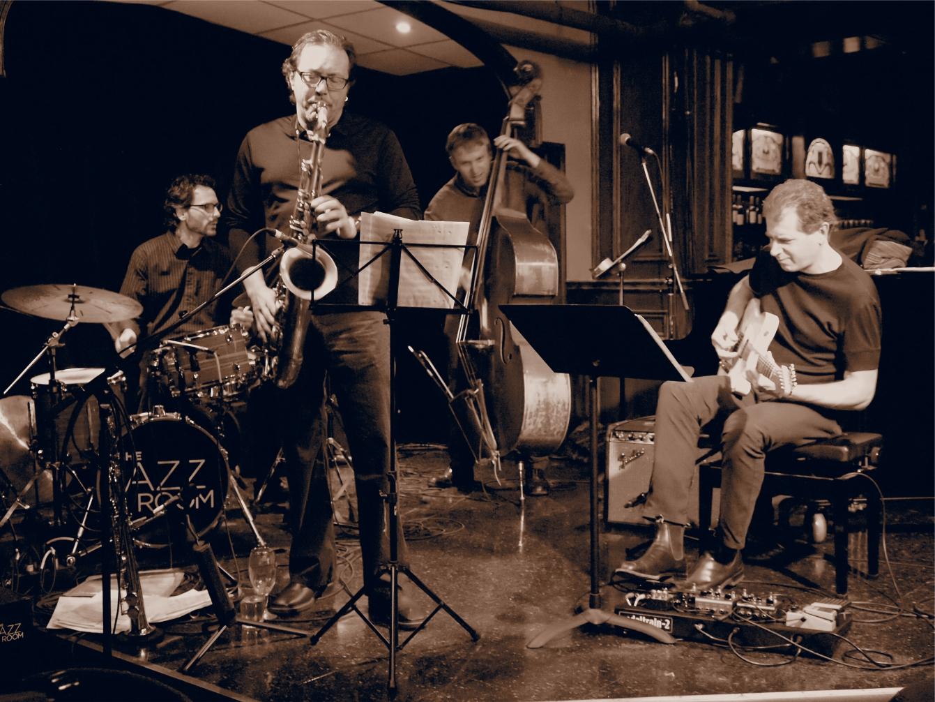 Artie-Roth-Quartet