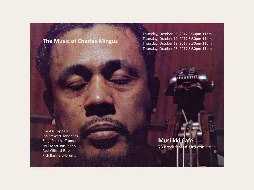 Charles Mingus Tribute @ Musiikki Cafe