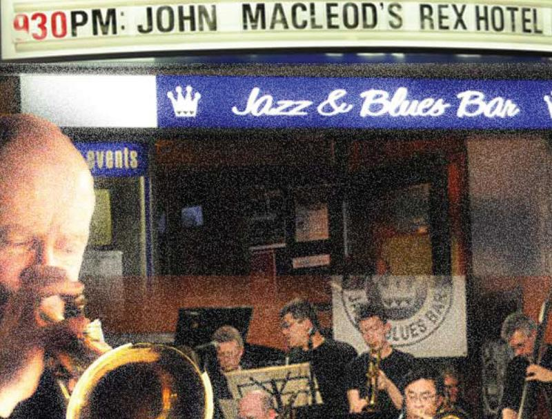 Mar.18: John MacLeod & His Rex Hotel Orchestra @ The Isabel