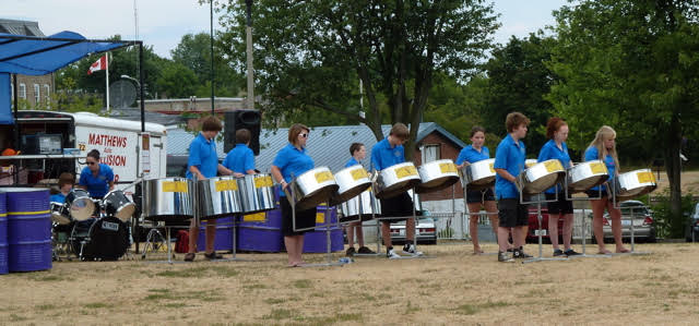 Brockville Steel Drum Band